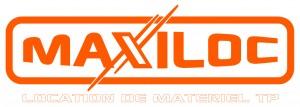 Logo Maxilog fond noir