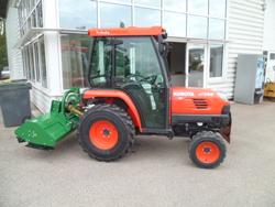 tracteur 4 roues